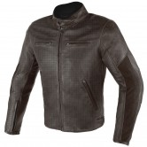 DAINESE Stripes D1 Estiva Dark-Brown
