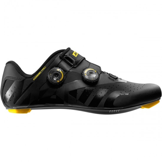 Scarpa MAVIC Cosmic Pro Black / Yellow Mavic