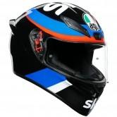 K-1 VR46 Sky Racing Team Black / Red