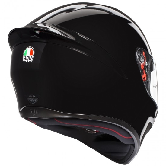Helm AGV K-1 Black