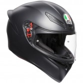 AGV K-1 Matt Black