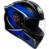 AGV K-1 Qualify Black / Blue