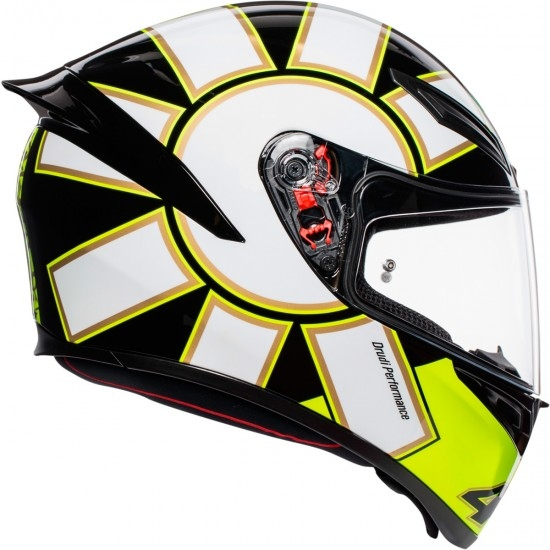 Helm AGV K-1 Rossi Gothic 46