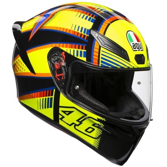 AGV K-1 Rossi Soleluna 2015 Helmet