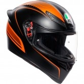 AGV K-1 Warmup Black / Orange