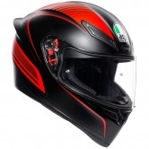AGV K-1 Warmup Black / Red