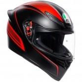 K-1 Warmup Black / Red
