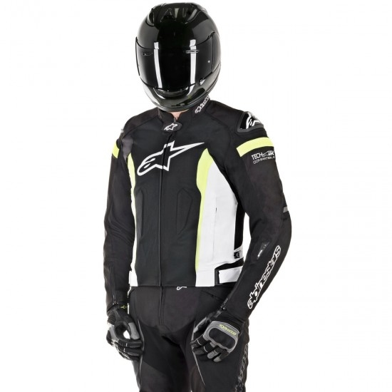 T-Missile Air for Tech-Air Black / White / Yellow Fluo