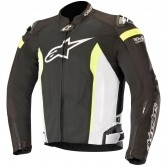 ALPINESTARS T-Missile Air for Tech-Air Black / White / Yellow Fluo