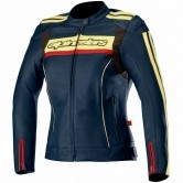 ALPINESTARS Stella Dyno V2 Lady Navy / Stone / Red
