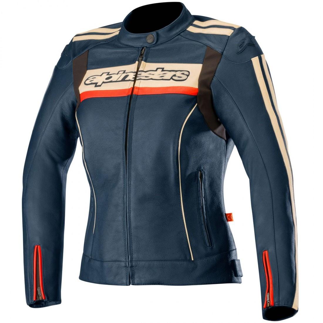 Alpinestars dyno leather jacket