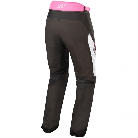 Pantalon ALPINESTARS Stella Raider Drystar Lady Black / White / Fuchsia