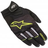 ALPINESTARS Atom Black / Yellow Fluo
