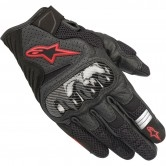 ALPINESTARS SMX-1 Air V2 Black / Red Fluo