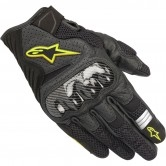 ALPINESTARS SMX-1 Air V2 Black / Yellow Fluo