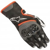 ALPINESTARS SP-2 V2 Black / Gray / Red Fluo