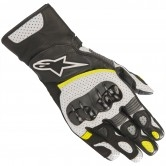 ALPINESTARS SP-2 V2 Black / White / Yellow Fluo