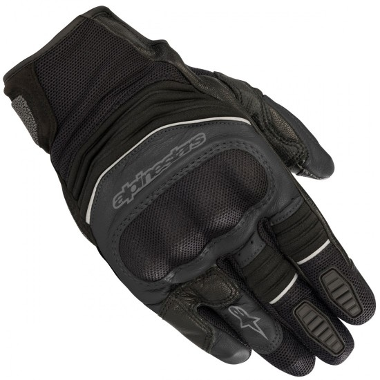 Handschuh ALPINESTARS Crosser Air Touring Black / Black