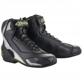 ALPINESTARS SP-1 V2 Black / Silver / Yellow Fluo