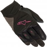 ALPINESTARS Stella Shore Lady Black / Fuchsia