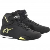 ALPINESTARS Sektor Black / Yellow Fluo