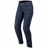 ALPINESTARS Stella Courtney Denim Lady Dark Rinse