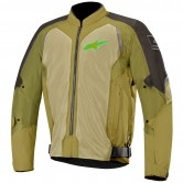ALPINESTARS Wake Air Black / Olive / Green Fluo