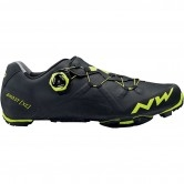 NORTHWAVE Ghost XC Black / Yellow Fluo