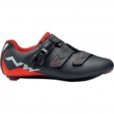 NORTHWAVE Verve 2 SRS Lady Black / Red
