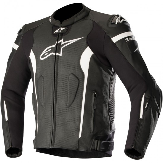 Giacca ALPINESTARS Missile for Tech-Air Black / White Air