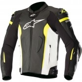 ALPINESTARS Missile for Tech-Air Black / White / Yellow Fluo Air