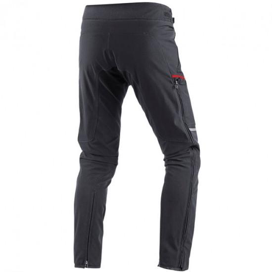 Pantalon DAINESE Rainsun D-Dry Black / Red