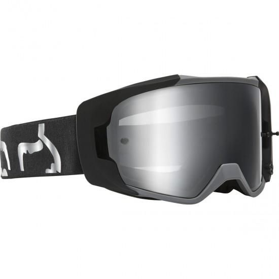 FOX Vue Dusc Black / Chrome Mirror Mask / Goggle