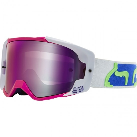 FOX Vue Dusc Multi / Pink Mirror Mask / Goggle