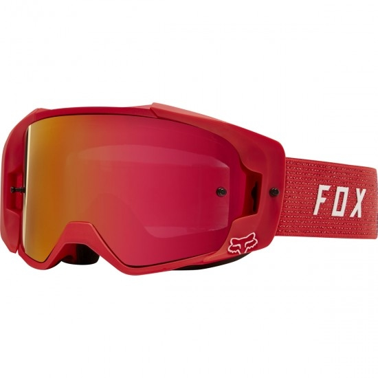 Máscara / Gafas FOX VUE Red