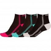 ENDURA Coolmax® Stripe II Lady Black