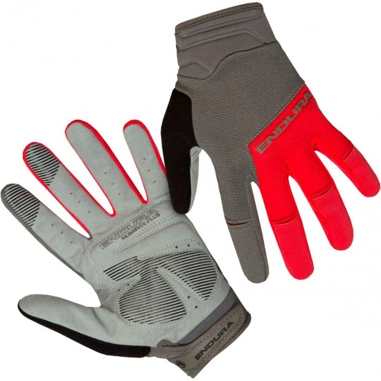 Guantes ENDURA Hummvee Plus II Red