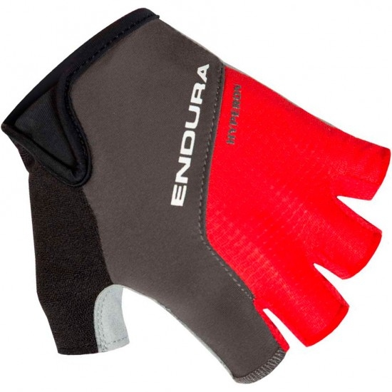 ENDURA Hyperon II Red Gloves
