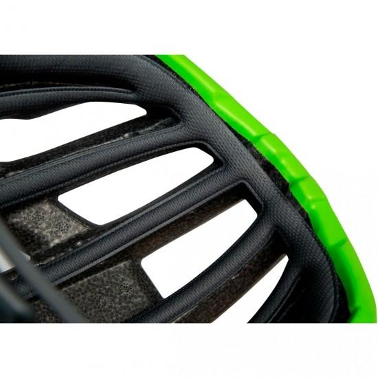 Casque ENDURA FS260-Pro Hi-Viz Green