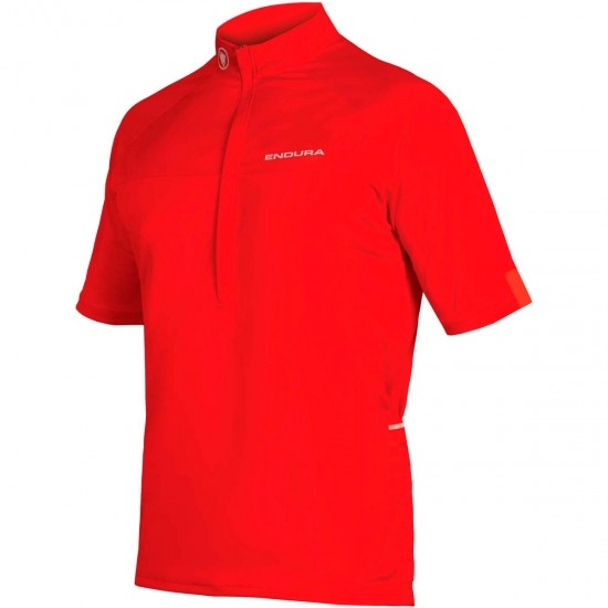 Maillot ENDURA Xtract II Red