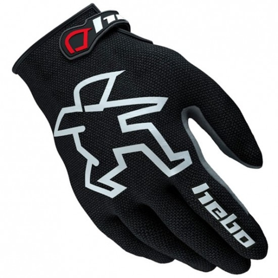 HEBO Nano Pro II Black Gloves