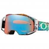 OAKLEY Airbrake MX Jeffrey Herlings Signatures Series Graffito RWB / Prizm Mx Sapphire