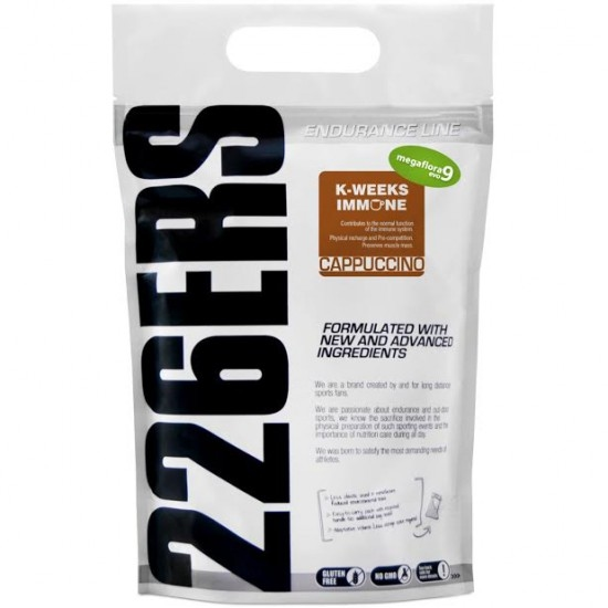 226ERS K-Weeks Immune 1000gr. Cappuccino Nutrition