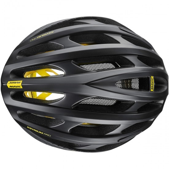 MAVIC Ksyrium Pro MIPS Black / Yellow Mavic Helmet