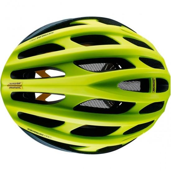 MAVIC Ksyrium Pro MIPS Safety Yellow / Black Helmet
