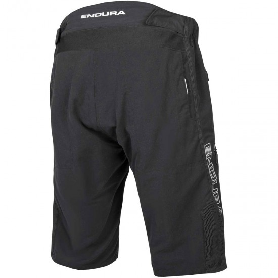ENDURA Singletrack Black Pant