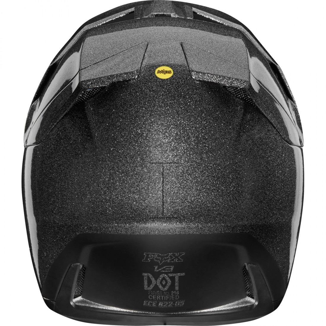 4884324c FOX V3 Baz 2019 Pewter Helmet · Motocard