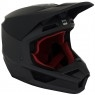 Casque FOX V1 Matte 2019 Matte Black