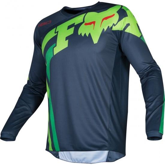 Camiseta FOX 180 2019 Cota Navy