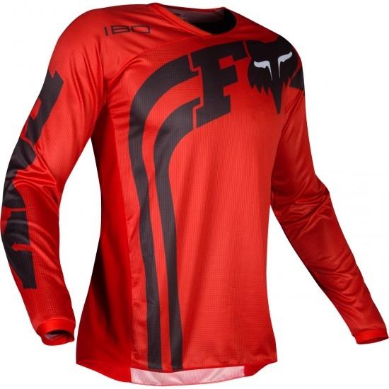 Maglietta FOX 180 2019 Cota Red
